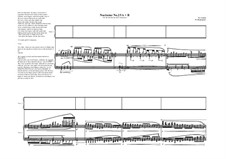 Nocturne No.25 A+B or A and B for piano, MVWV 817: Nocturne No.25 A+B or A and B for piano by Maurice Verheul