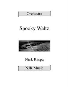 Drei Tänze für Halloween: Nr.1 Spooky Walzer by Nick Raspa