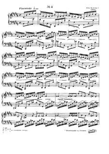 Zwölf Etüden, Op.8: Etüde No.4 by Alexander Skrjabin