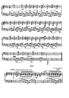 Zwölf Etüden, Op.8: Etüde No.8 by Alexander Skrjabin