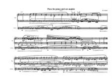 Piece for Cor Anglais and Piano, MVWV 863: Piece for Cor Anglais and Piano by Maurice Verheul