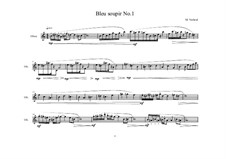 Piece for Oboe solo No.1, MVWV 867: Piece for Oboe solo No.1 by Maurice Verheul