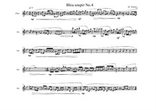 Piece for Oboe solo No.4, MVWV 870: Piece for Oboe solo No.4 by Maurice Verheul