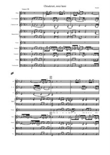 Admet, König von Thessalien, HWV 22: Chiudetevi, miei lumi by Georg Friedrich Händel