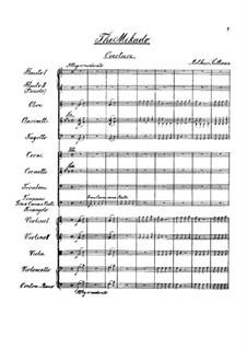Vollständiger Oper: Akt I by Arthur Sullivan