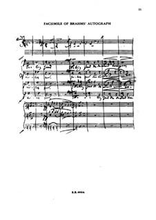 Ein deutsches Requiem, Op.45: Teil I by Johannes Brahms