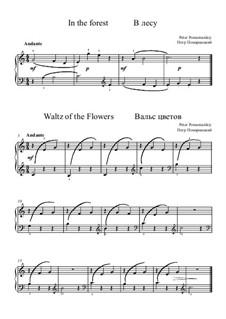 Шесть лёгких пьес: Шесть лёгких пьес by folklore, Peter Pomarnatskiy