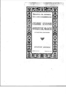 Le pré aux clercs: Ouvertüre by Ferdinand Herold