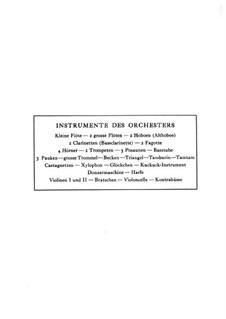 Hänsel und Gretel: Teil I by Engelbert Humperdinck