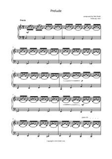 Prelude: Prelude by Dirk Ettelt