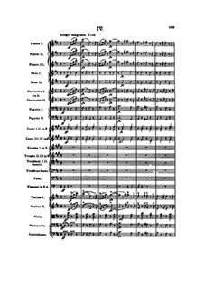 Sinfonie Nr.2 'Die vier Temperamente', FS 29 Op.16: Teil IV by Carl Nielsen