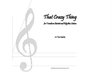 That Crazy Thing: That Crazy Thing by Joseph Hasper
