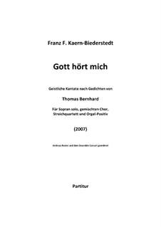 Gott hört mich (2007): Gott hört mich (2007) by Franz Ferdinand Kaern