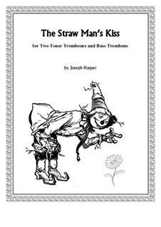 The Strawman's Kiss: The Strawman's Kiss by Joseph Hasper