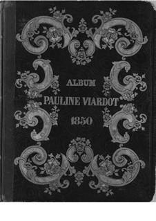 Zehn Melodien: Zehn Melodien by Pauline Viardot