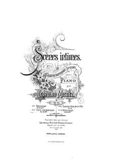 Scènes Intimes, Op.24: No.3 Conte romanesque by Leopoldo Miguez