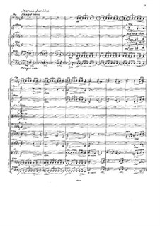 Sinfonie Nr.1 in d-Moll: Teil II by Ödön Péter József von Mihalovich