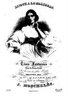 Bijoux a La Malibran, Op.72: Nr.1 by Ignaz Moscheles