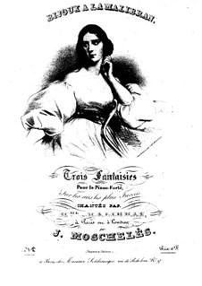Bijoux a La Malibran, Op.72: Nr.2 by Ignaz Moscheles