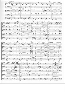 Streichquintett in C-Dur, D.956 Op.163: Teil II by Franz Schubert