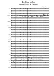 Bezhin wiese No.2, Op.54: Bezhin wiese No.2 by Philipp Degtyarev