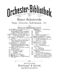 Kirchensonate für Orchester Nr.14 in C-Dur, K.278: Kontrabass-Stimme by Wolfgang Amadeus Mozart