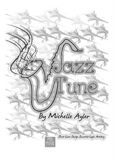 Jazz Tune (Easy Piano Solo): Jazz Tune (Easy Piano Solo) by MEA Music