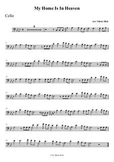 Mein Haus im Himmel: Für Cello by folklore