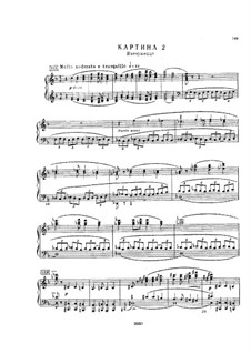 Das Mädchen von Pskow: Akt II, Szene II by Nikolai Rimsky-Korsakov
