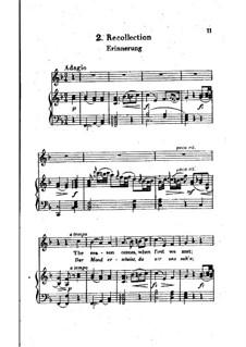 Erinnerung: Erinnerung by Joseph Haydn