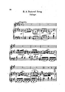 Ekloge: Ekloge by Joseph Haydn
