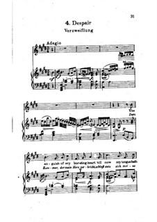 Verzweiflung: Verzweiflung by Joseph Haydn