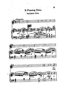 Verliebte Pein: Verliebte Pein by Joseph Haydn