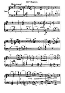 Vollständiger Ballett: Klavierauszug by Pjotr Tschaikowski