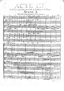 Richard Löwenherz: Akt III by André Grétry