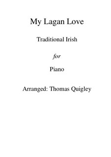 My Lagan Love: My Lagan Love by folklore