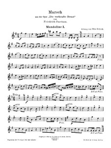 Marsch: Marsch by Bedřich Smetana