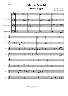 Stille Nacht Noten Zum Download Von Fx Gruber Noten Auf Musicaneo
