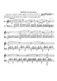 Andante from Concert: Andante from Concert by Antonio Vivaldi