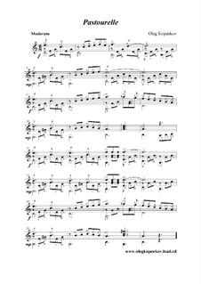 Pastourelle, Op.3: Pastourelle by Oleg Kopenkov