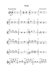 Waltz, Op.2: Walzer by Oleg Kopenkov
