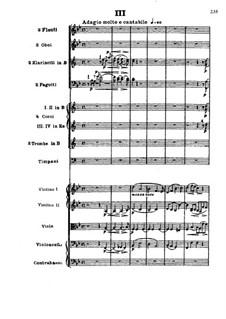 Teil III: Partitur by Ludwig van Beethoven