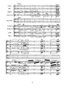 Konzert für Klavier und Orchester Nr.2, Op.19: Teil II by Ludwig van Beethoven