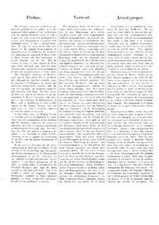 Konzert für Klavier und Orchester Nr.2, Op.19: Version für Streichquintett – Violinstimme I by Ludwig van Beethoven