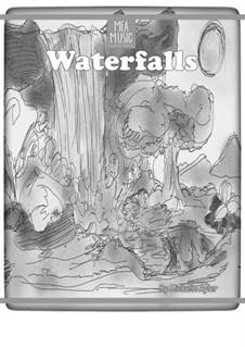 Waterfalls (Beginning Piano Solo): Waterfalls (Beginning Piano Solo) by MEA Music