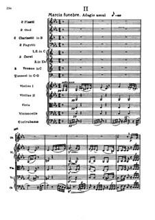 Sinfonie Nr.3 'Eroica', Op.55: Teil II by Ludwig van Beethoven