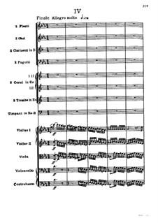 Sinfonie Nr.3 'Eroica', Op.55: Teil IV by Ludwig van Beethoven