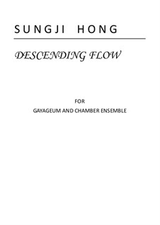 Descending Flow: Descending Flow by Sungji Hong
