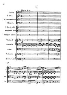 Sinfonie Nr.4, Op.60: Teil II by Ludwig van Beethoven