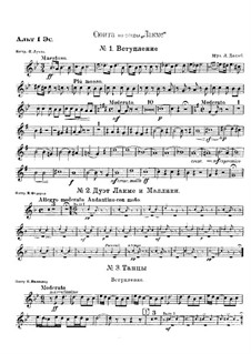 Suite: Stimmen by Léo Delibes